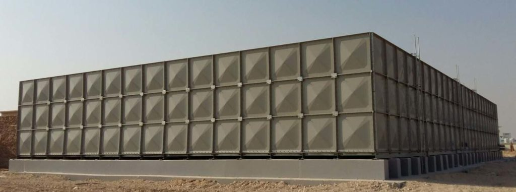 GRP Water Tanks & GRP Products in UAE - Al Madina Fiber
