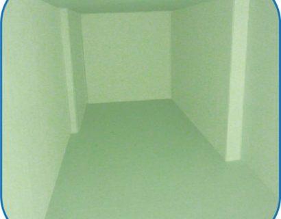 GRP Lamination in Concrete Tanks